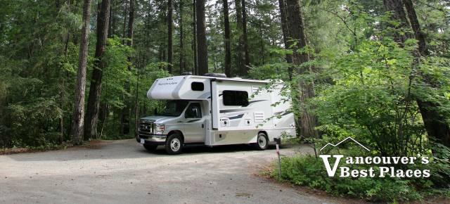 Nairn Falls Campsite