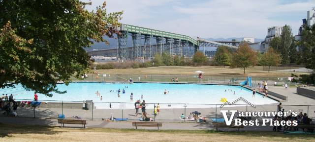 New Brighton Park and Pool