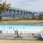 Pool at New Brighton Park