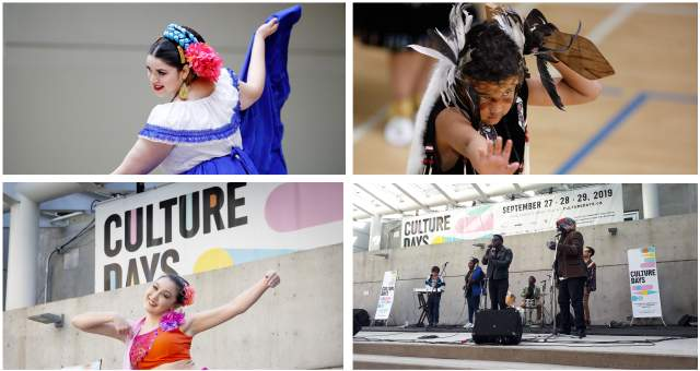 BC Culture Days in Vancouver