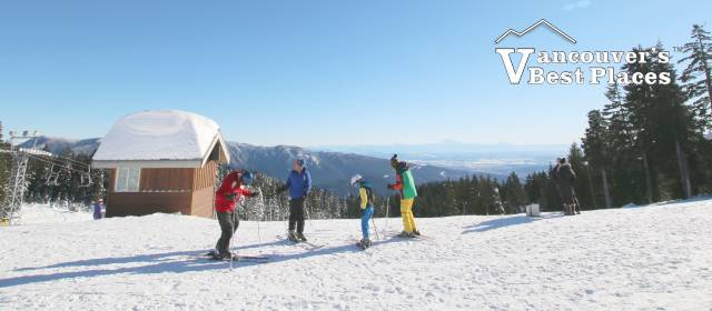 Mount Seymour Ski Hill