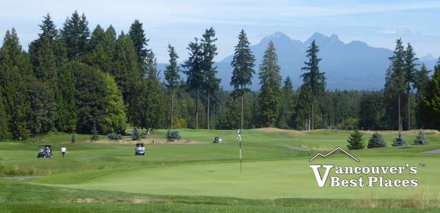 Redwoods Golf Course in Langley