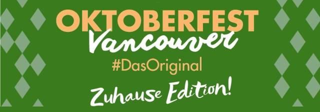 Alpen Club Oktoberfest Takeout Event