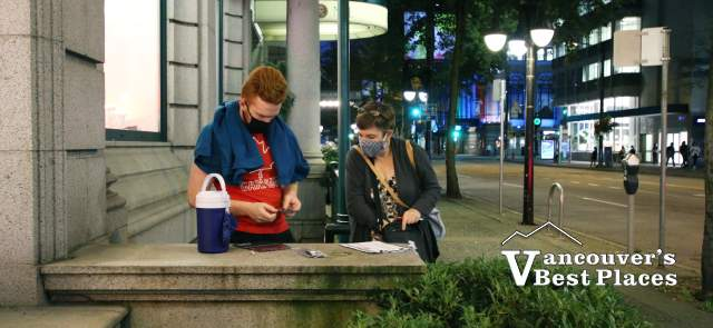 Secret Mission Game with Vancouver Mysteries