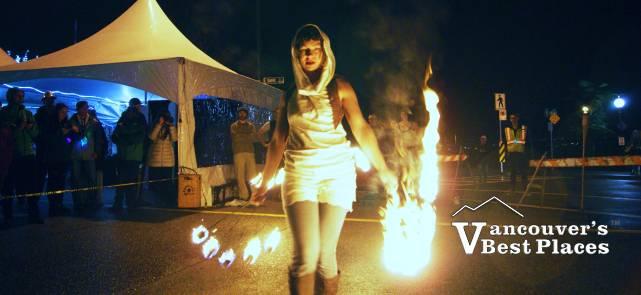 Vancouver's Lumiere Festival