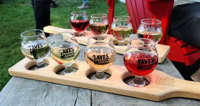 Taves Farms Apple Ciders
