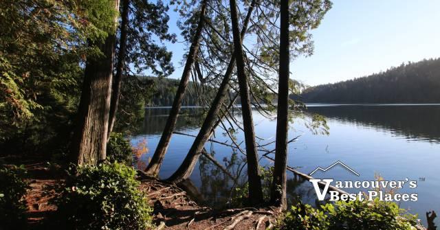 Sasamat Lake at Belcarra Park
