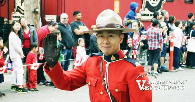 Granville Island on Canada Day