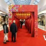 Oakridge Centre at Chinese New Year