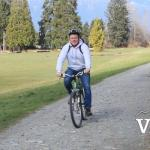 Cycling the Dykes in Maple Ridge