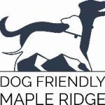 Dog Friendly Maple Ridge Logo