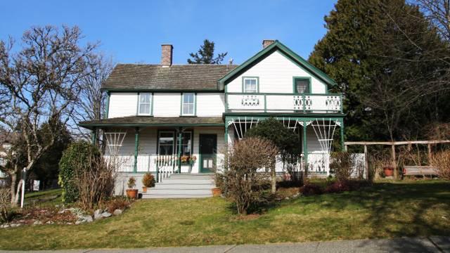 Haney House in Maple Ridge