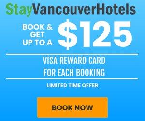 StayVancouverHotels.com Visa Card Promotion