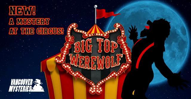 Big Top Werewolf Online Zoom Game