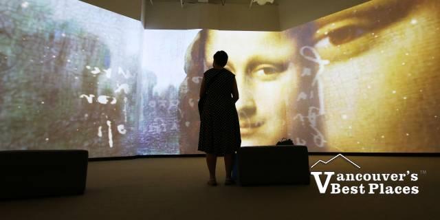 Da Vinci Experience in Vancouver