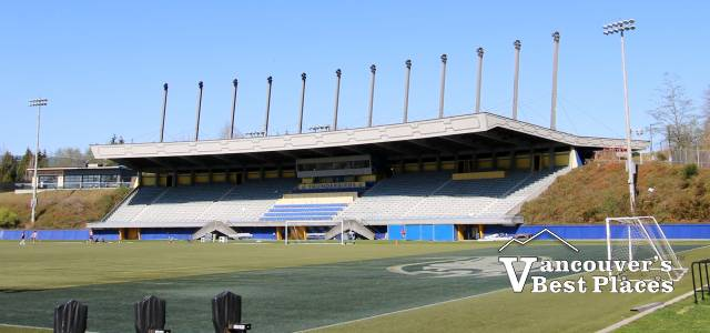 UBC's Thunderbird Stadium