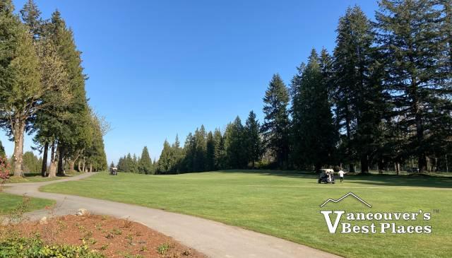 University Golf Club Fairway