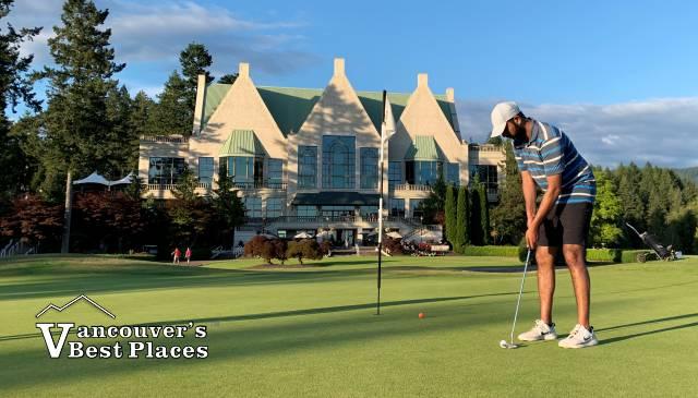 Swaneset Golf Club