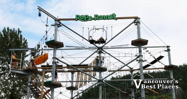 The Rope Runner Structure