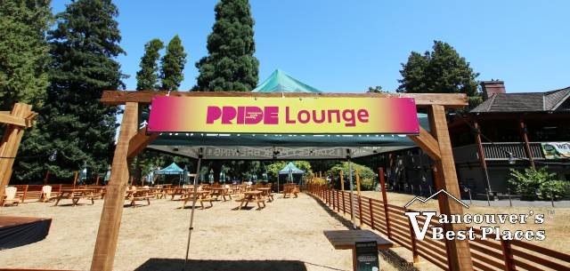 Vancouver's Pride Lounge