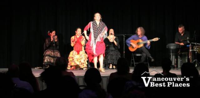Flamenco Performance by Mozaico Flamenco