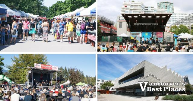 Free September Events in Vancouver