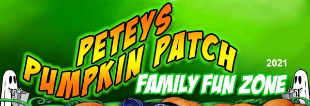Peteys Pumpkin Patch