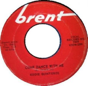 Come Dance With Me by Eddie Quinteros