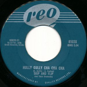 Hully Gully Cha Cha Cha by Skip and Flip