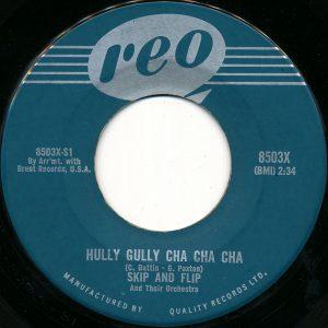 Hully Gully Cha Cha Cha by Skip and Flip