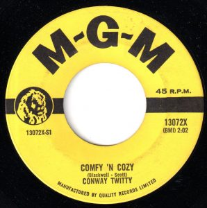 Comfy 'N Cozy by Conway Twitty
