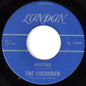 Mustang/Meadowlands by The Chessmen