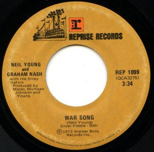 War Song by Neil Young