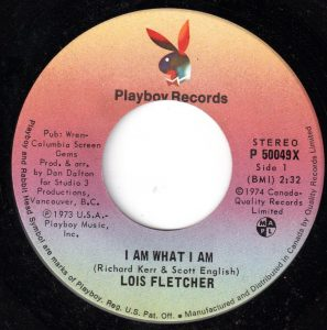 I Am What I Am by Lois Fletcher