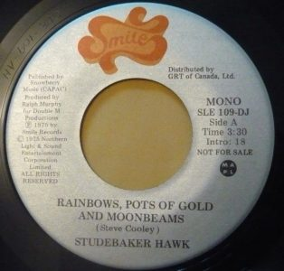 Rainbows, Pots of Gold & Moonbeams by Studebaker Hawk