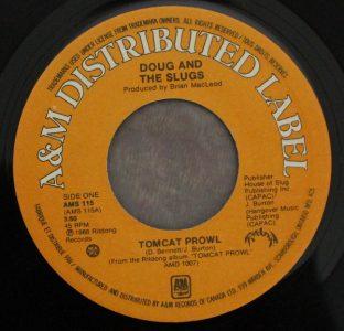 Tomcat Prowl by Doug and the Slugs