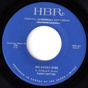 Big Bright Eyes by Danny Hutton
