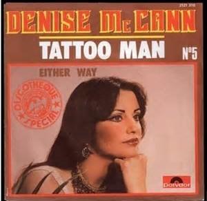 Tattoo Man by Denise McCann