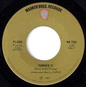 Turned 21 by Fludd
