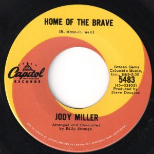 Home of The Brave by Jody Miller