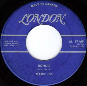Ronnie by Marcy Joe