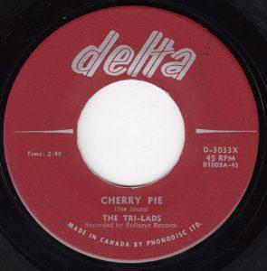 Cherry Pie by Tri-Lads