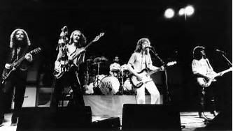 Come Right Down On Top Of Me by April Wine