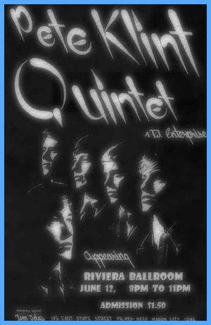 Walkin' Proud by Pete Klint Quintet