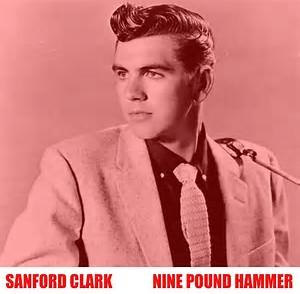 9 LB. Hammer by Sanford Clark