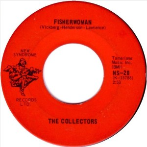 Collectors - Fisherwoman 45 (New Syndrome Canada)