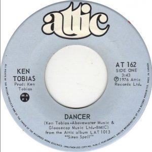 Dancer by Ken Tobias
