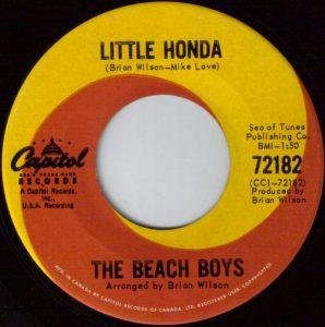 Little Honda by The Beach Boys