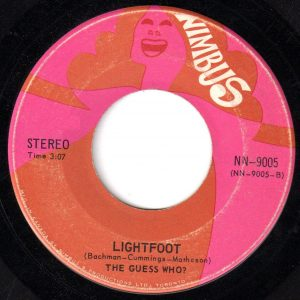 Lightfoot by The Guess Who?