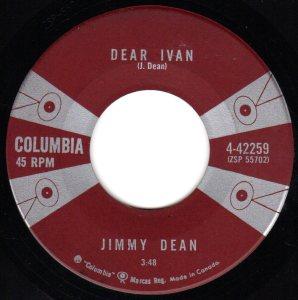 Dear Ivan by Jimmy Dean